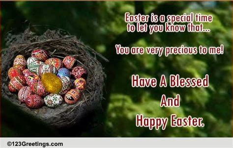 easter wishes   special  family ecards greeting cards