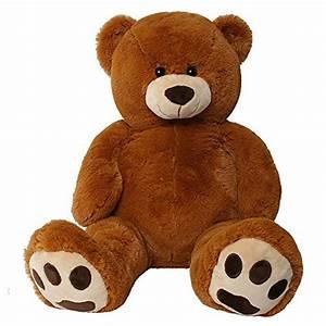 Animal En G : te trend xxl ours en peluche g ant animal en peluche ~ Melissatoandfro.com Idées de Décoration