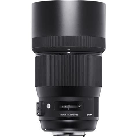 Sigma 135mm F/1.8 Dg Hsm Art Lens Nikon Price In Pakistan