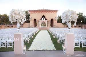 wedding ceremony flowers wedding ceremony flower ideas the magazine