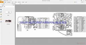 Caterpillar Full Wiring Diagrams Schematics Manual