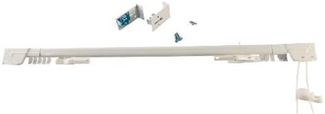 levolor curtain rods home depot levolor drapery hardware products