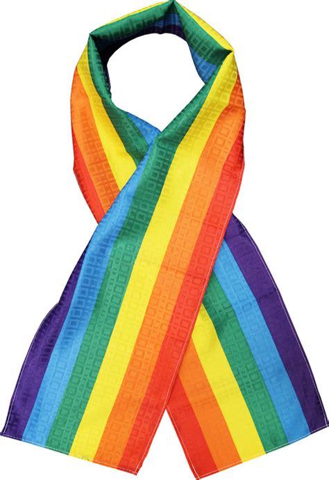Buy Rainbow Scarf Flagline
