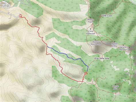 della canai monti lepini orientali gorga escursioni rifugio canai