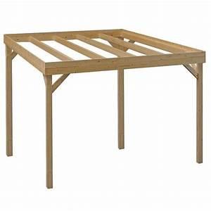 Pergola Bois Leroy Merlin : pergola 3x4 bois ~ Melissatoandfro.com Idées de Décoration