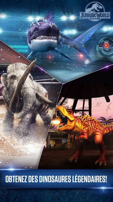 Free, download, jurassic Park: jurassic park the game pour iPad gratuit jeux The Game iPA for iOS, iphone