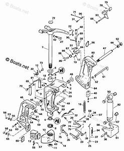Johnson Outboard Parts By Year 1990 Oem Parts Diagram For