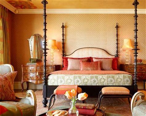 chambre style marocain décoration marocaine un style somptueux et coloré