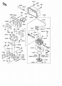 31 Kawasaki Mule Parts Diagram