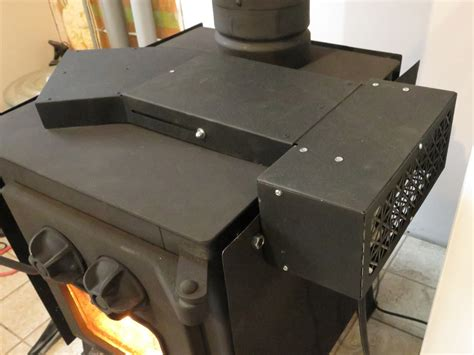house works small fan boosts wood stoves heating power