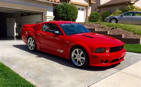 Buy Used 2006 Ford Mustang Saleen S281 In San Francisco