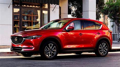 Prueba Del Mazda Cx5 Autobildes