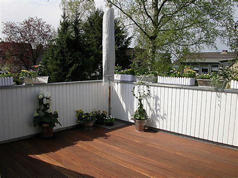 Möbel Für Dachterrasse by Dachterrasse Bangkirai Und Kiefer Julius M 246 Bel Kreativ