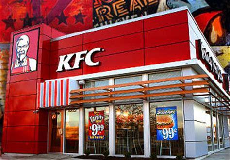 kfc siege social les restaurants kfc en