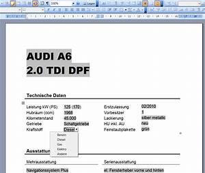 Rechnung Verkaufen : kfz autofreund24 part 2 ~ Themetempest.com Abrechnung