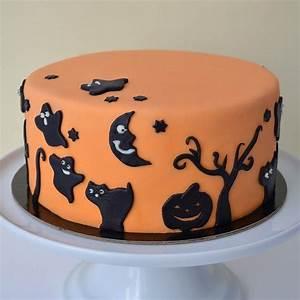 Gateau D Halloween : deco gateau halloween facile ~ Melissatoandfro.com Idées de Décoration