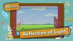 Reflection Of Light - Plane Mirror - Physics