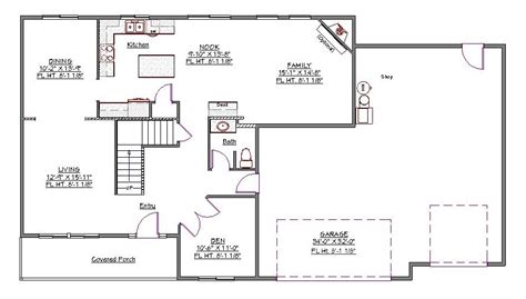 story  sq ft  bedroom  bathroom  car garage traditional style home