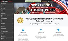The best site for bitcoin betting is a hard thing to come by, as there are so many options for players. Best Bitcoin Sports Betting Sites 2018 - Bitcoin Gambling