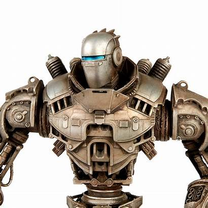 Liberty Prime Fallout Statue Collectibles Pvc Sideshow