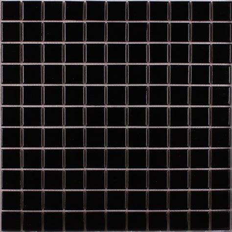 wholesale porcelain tile mosaic black square surface