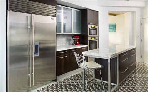 el frigorifico como elemento  decorar cocinas
