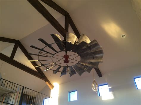 8 39 Reproduction Vintage Windmill Ceiling Fan Wcftx