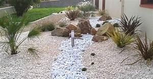 decor mineral pour jardin par un paysagiste saint andre de With grosse pierre pour jardin 2 decoration pour jardin mineral