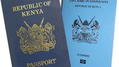 kenyan passport renewal form how to apply for a kenyan passport