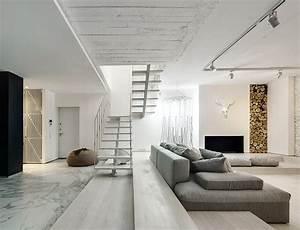 A, Bright, White, Home, With, Organic, Details
