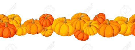 Pumpkin Patch Clipart Pumpkin Border Clip Free Design Templates