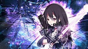 Kirito Gun Gale Online 7w Wallpaper HD