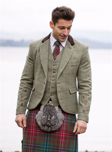 scot meacham wood home kilt jackets men  kilts