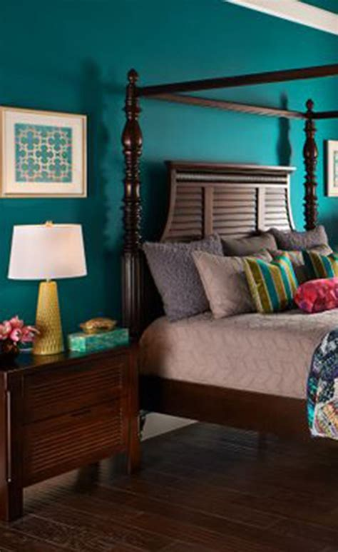 Decorating Ideas For Teal Bedroom by Best 25 Teal Bedrooms Ideas On Teal Bedroom