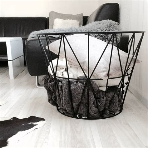 Wire Basket Ferm Living by Ferm Living Corbeille Wire