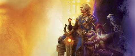 If you like wallpaper engine wallpapers just browse the site for more similar wallpapers. 2560x1080 World of Warcraft Battle for Azeroth Game 2560x1080 Resolution Wallpaper, HD Games 4K ...