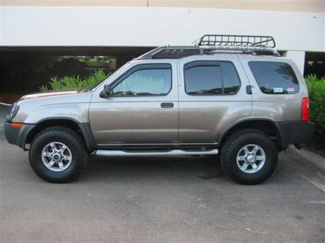 2003 nissan xterra lifted rockskier 2003 nissan xterra specs photos modification