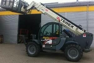 Terex Telelift 4017 Telelift 4514 Telescopic Handler Service Repair Workshop Manual Instant