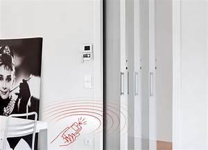 Installer Une Porte Coulissante : motorisation pour porte coulissante e motion eclisse ~ Dailycaller-alerts.com Idées de Décoration