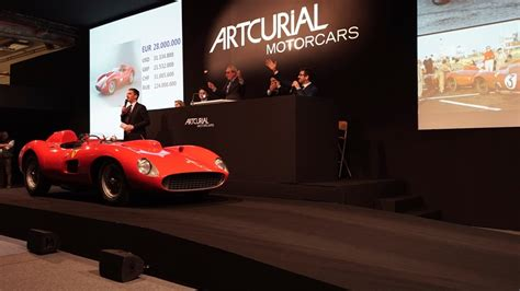 Barcelona footballer allegedly had to outbid rival ronaldo to secure the car. 1957 Ferrari 335 Sport Scaglietti sells for $35M, most expensive ever video
