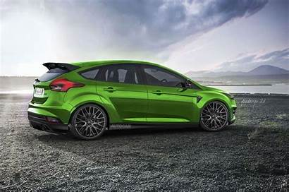 Focus Rs Ford Wallpapers Usa Engine Rear