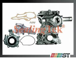 85  22re Timing Chain Cover Oil Pump   Japan Water Pump