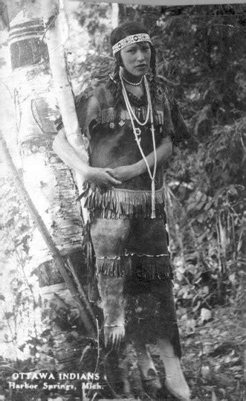 Michigan Native American Indians