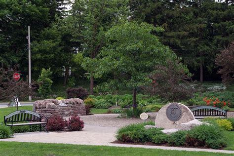 Bt Corner Park  Downtown Fergus Ontario Places