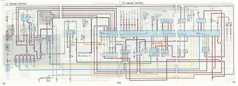 83 Toyotum Wiring Diagram by Wiring Diagram For 83 Toyota Cressida