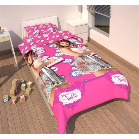 chambre violetta violetta parure de lit housse de couette 135 x 200 cm