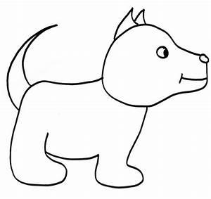 Modèle De Dessin Facile : coloriage chien coloriage chien en ligne gratuit a ~ Melissatoandfro.com Idées de Décoration