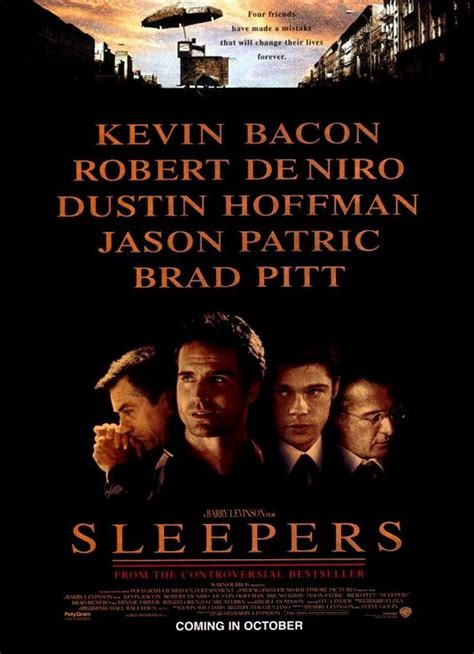Sleepers Poster by Sleepers Poster Imp Awards