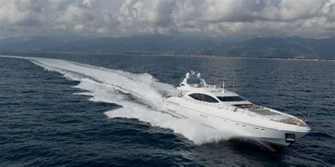 Florida Boat Shows 2018 Ta by The Mangusta 132 To Be Presented As World