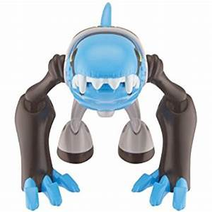 Ben 10 Ultimate Alien Articguana, Figures - Amazon Canada